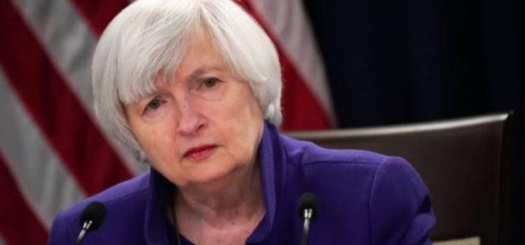 جانت یلن رئیس صندوق فدرال سابق, خواستار محدود کردن ارز های دیجیتال میباشد