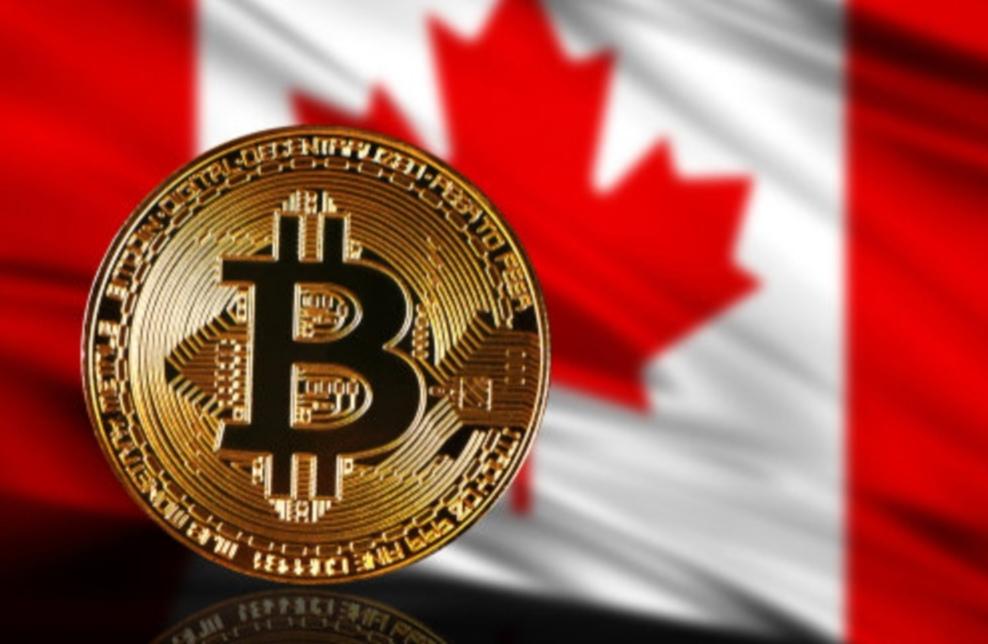 بیت کوین در کانادا